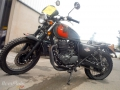 moto accidentee MASH SCRAMBLER 400