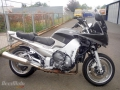 moto accidentee YAMAHA FJR 1300