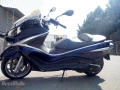 moto accidentee PIAGGIO X10 350