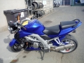 moto accidentee SUZUKI SV 1000 N