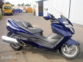 moto accidentee SUZUKI BURGMAN 400