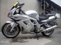 moto accidentee SUZUKI SV 1000 S