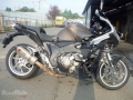 moto accidentee HONDA VFR1200 1200VFR VFR 1200