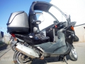 moto accidentee BMW C1 ( 125 ) C 1