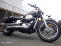 moto accidentee HONDA SHADOW 750 VT750C