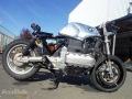 moto accidentee BMW K100 RS