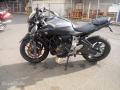 moto accidentee YAMAHA MT-07 MT 07