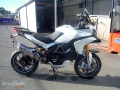 moto accidentee DUCATI MULTISTRADA 1200