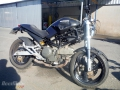 moto accidentee DUCATI MONSTER 600