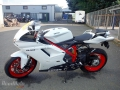 moto accidentee DUCATI 848