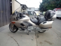 moto accidentee BMW K1200 LT
