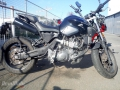 moto accidentee YAMAHA MT 03