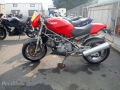 moto accidentee DUCATI MONSTER 996 S4R
