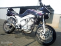 moto accidentee YAMAHA TDM 850