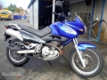 moto accidentee SUZUKI FREEWIND XF 650