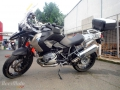 moto accidentee BMW R1200 GS