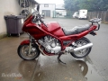 moto accidentee YAMAHA XJ900 DIVERSION