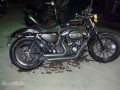 moto accidentee HARLEY DAVIDSON SPORTSTER XL883
