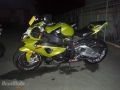 moto accidentee BMW S1000RR S1000 RR S 1000RR