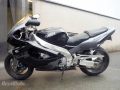 moto accidentee YAMAHA YZF 1000 THUNDERACE