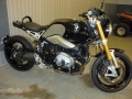 moto accidentee BMW R1200 NINE T