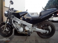 moto accidentee YAMAHA FZR 600