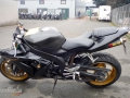 moto accidentee YAMAHA R1 YZF 1000