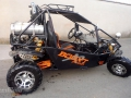 moto accidentee BOOXT ( BUGGY ) 1100 XP