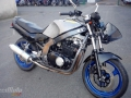 moto accidentee SUZUKI GS 500E