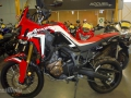 moto accidentee HONDA AFRICA TWIN 1000 CRF 1000 L