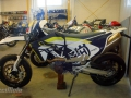 moto accidentee HUSQVARNA 701 SUPERMOTO