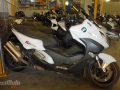 moto accidentee BMW C650 SPORT