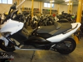 moto accidentee YAMAHA TMAX 500 XP500