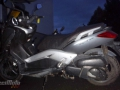 moto accidentee YAMAHA XMAX 250 X MAX 250