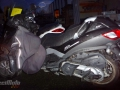 moto accidentee PIAGGIO MP3 400LT