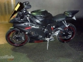 moto accidentee YAMAHA R6 YZF 600