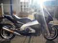 moto accidentee HONDA NC700 D
