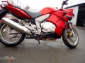 moto accidentee HONDA CBF1000