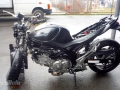 moto accidentee SUZUKI GLADIUS SFV650