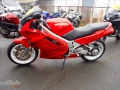 moto accidentee HONDA VFR750