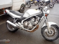 moto accidentee YAMAHA XJ600 DIVERSION
