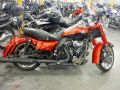 moto accidentee HARLEY DAVIDSON ROADKING 1800