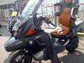 moto accidentee BMW C1 125