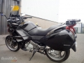 moto accidentee HONDA DEAUVILLE NT700V
