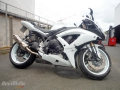moto accidentee SUZUKI GSXR 600