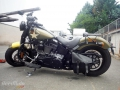 moto accidentee HARLEY DAVIDSON SOFTAIL 1800