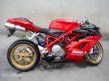 moto accidentee DUCATI  STREETFIGHTER