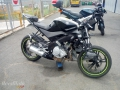moto accidentee YAMAHA YZF-R 125