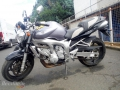 moto accidentee YAMAHA FZ6 N