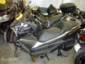 moto accidentee HONDA FORZA 125